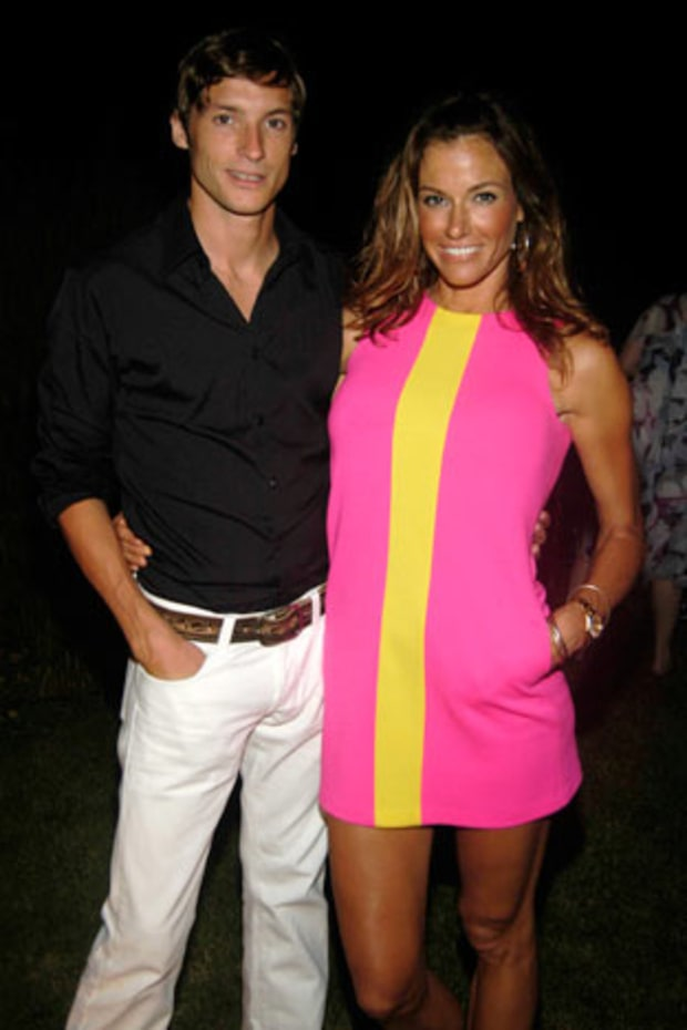 Nicholas Stefanov and Kelly Bensimon