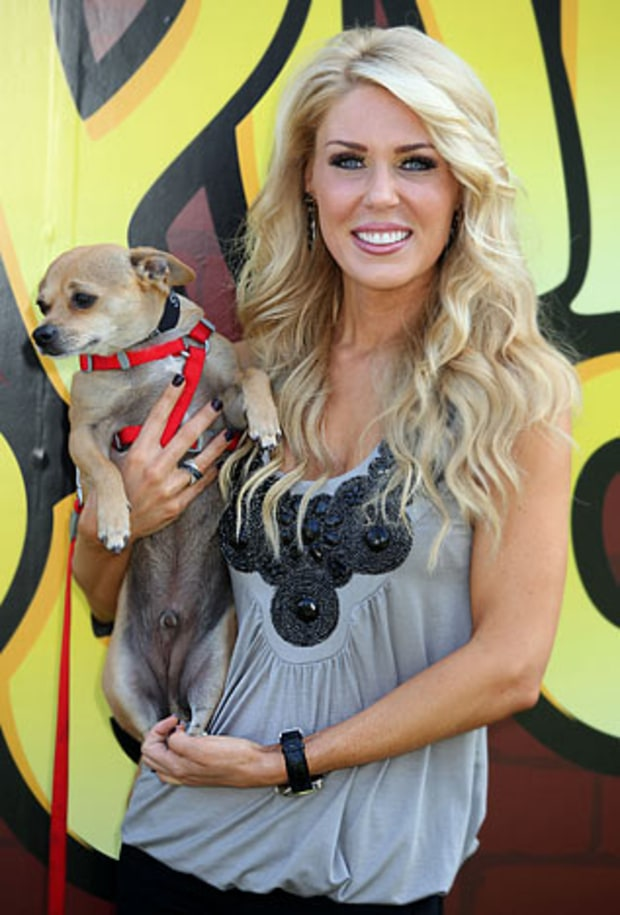 Gretchen Rossi and Lola