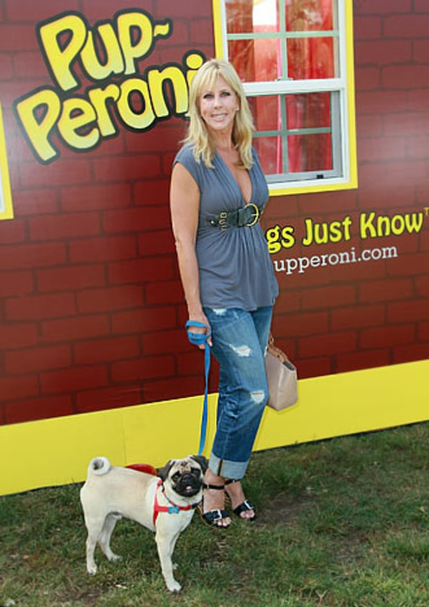 Vicki Gunvalson and Walter