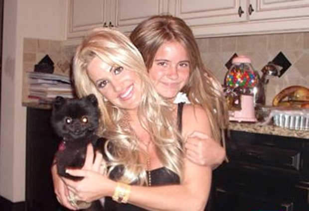 Kim Zolciak and Chanel