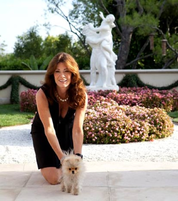 Lisa Vanderpump and Jiggy