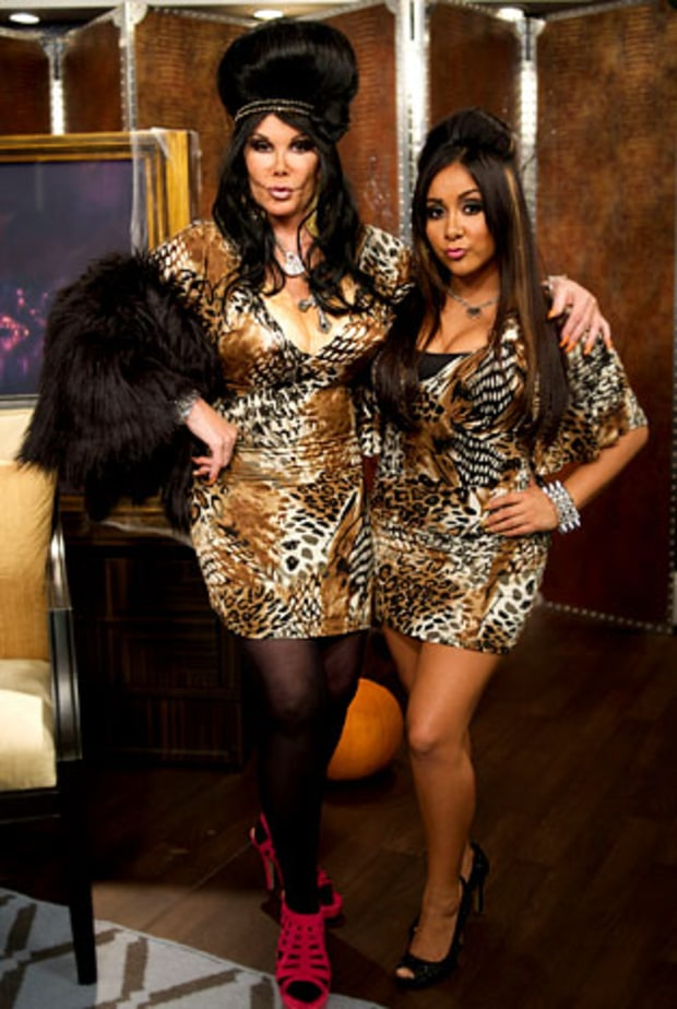 Who's the Real Snooki?
