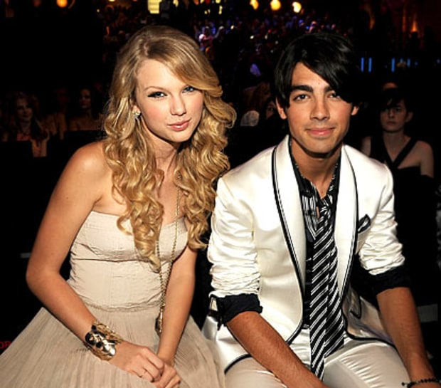Taylor Swift and Joe Jonas