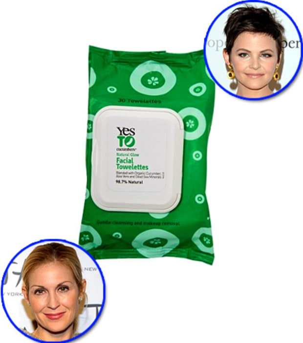 Yes To Cucumber Natural Glow Facial Towelettes
