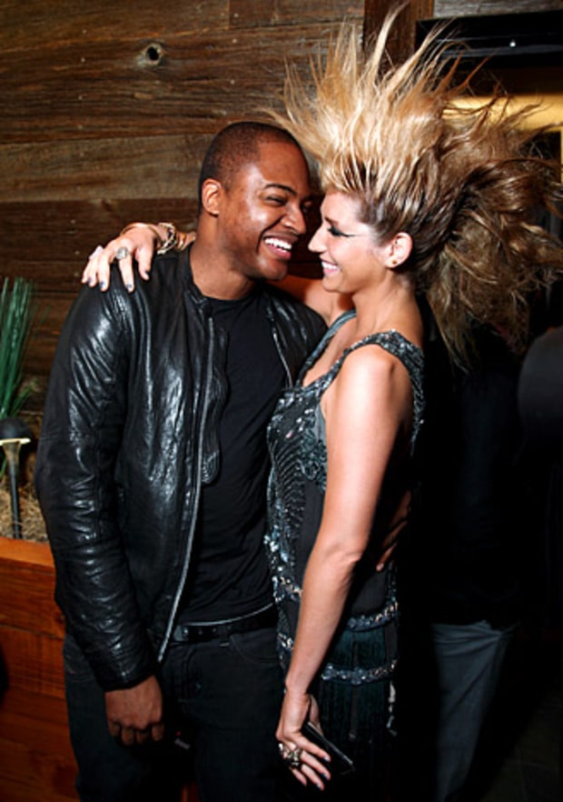 Taio Cruz and Ke$ha