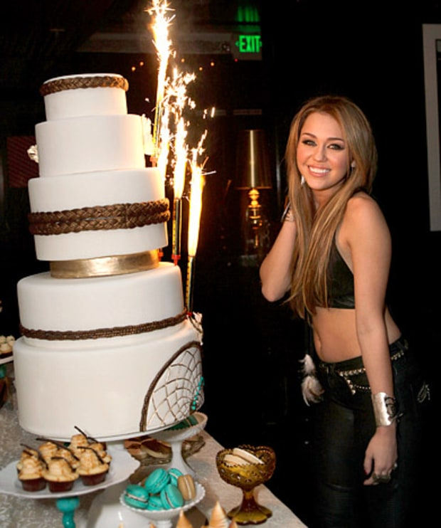 Miley's Legal!
