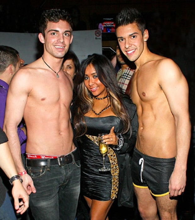 Snooki's Go-Go Boys