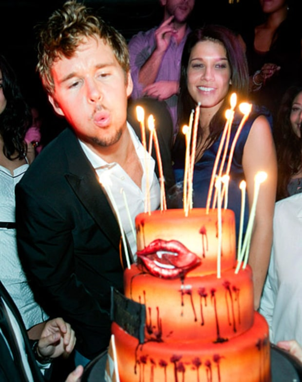 True Blood Birthday Boy