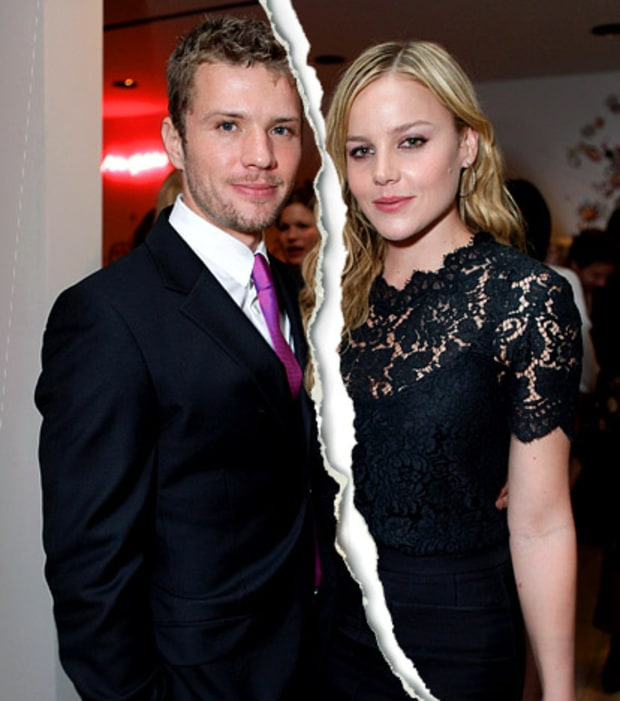Ryan Phillippe and Abbie Cornish