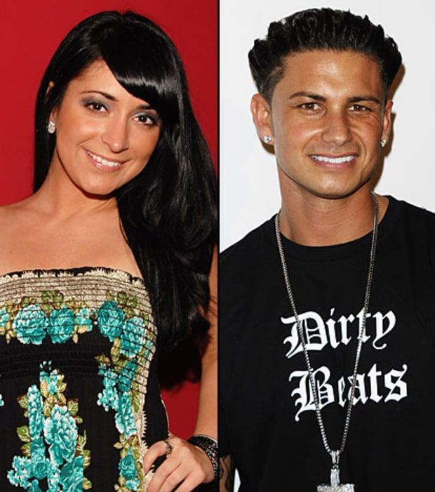 Pauly D Kisses Angelina…And Tells