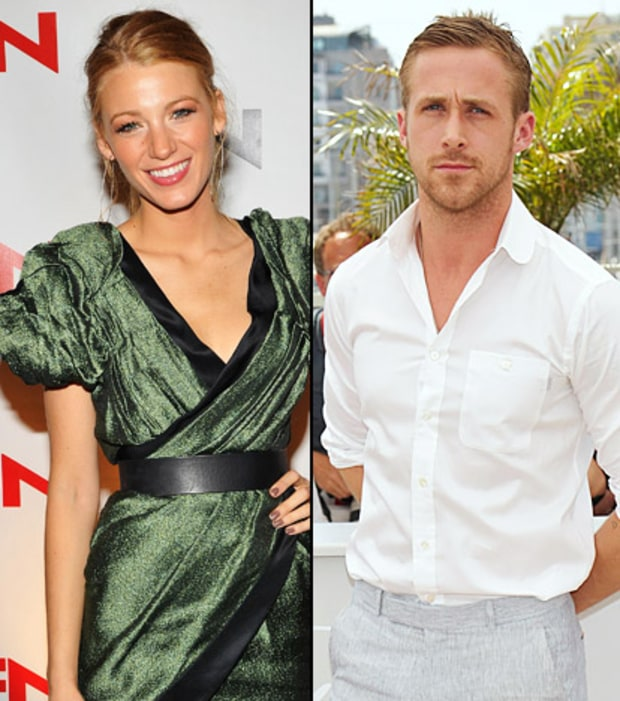 Blake Lively and Ryan Gosling | Hottest Hookups of 2010 ...