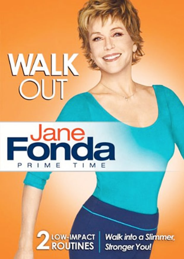 Jane Fonda Prime Time Walk Out