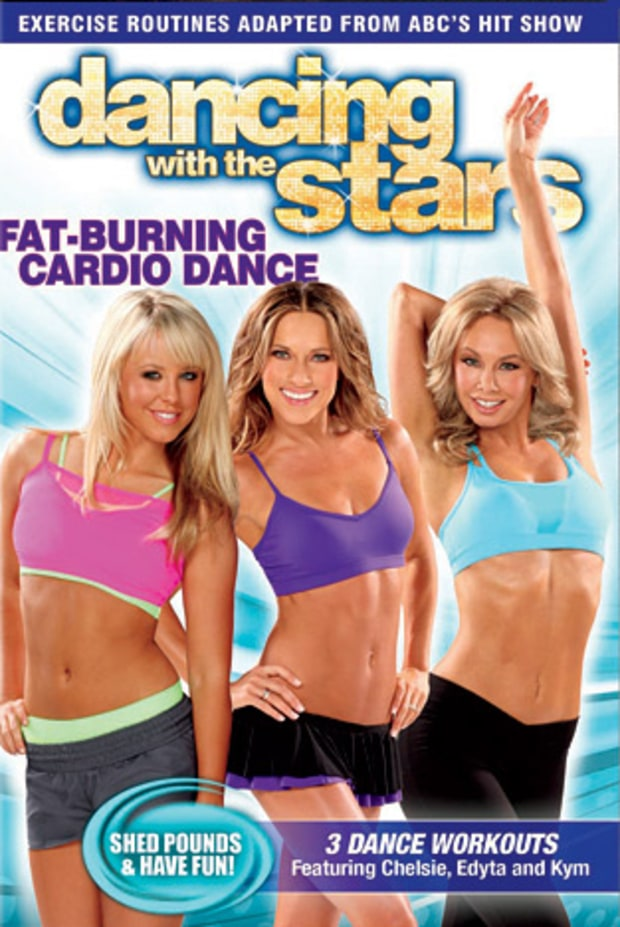 Dancing With The Stars Latin Cardio Workout 59