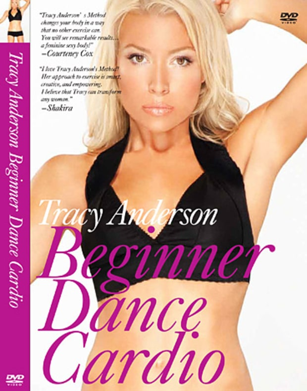 Tracy Anderson Beginner Dance Cardio