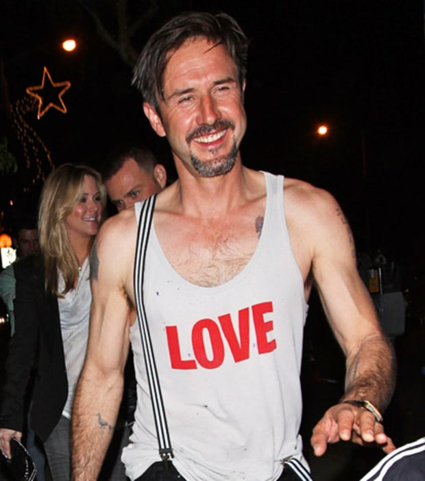 David Arquette Admits He's Having a Breakdown