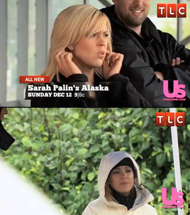 Kate Gosselin Freaks Out In Alaska