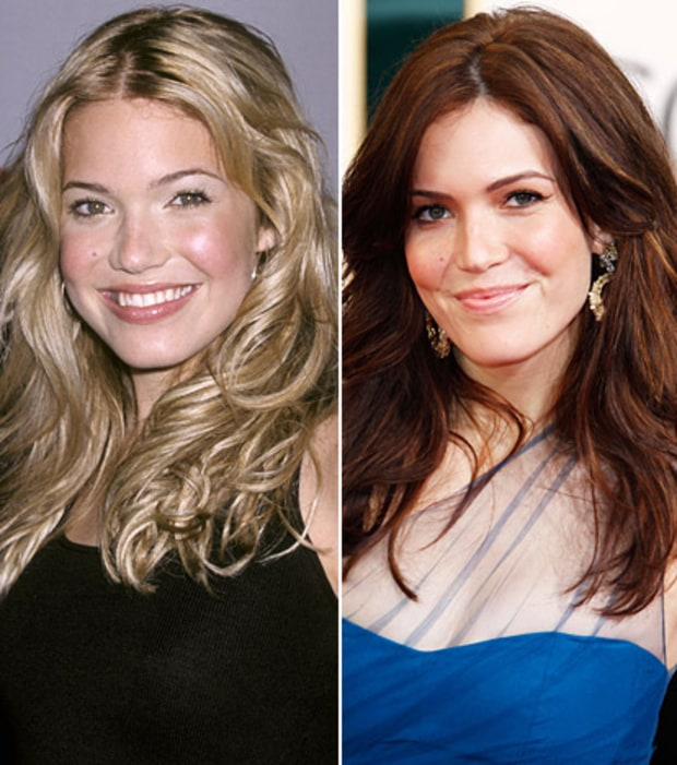 how to go from brunette to blonde hair at home
