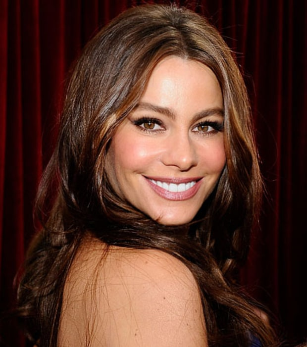 Sofia Vergara's Super Lush Lashes