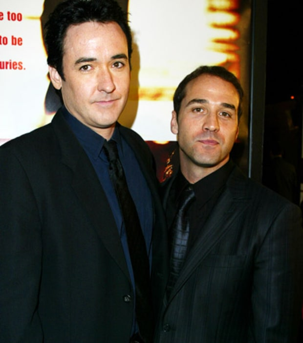 John Cusack and Jeremy Piven