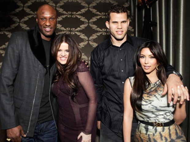 Khloe and Kim's Double Date