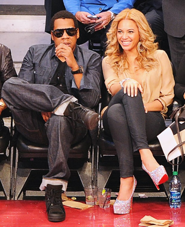Jay-Z and Queen B