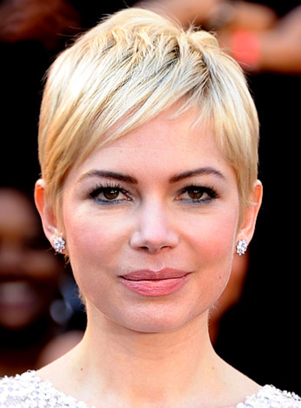 Michelle Williams' Ethereal Eyes