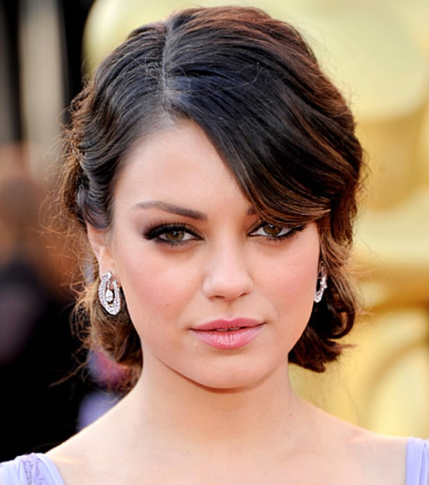 Mila Kunis' Retro Chingon and Dramatic Eyes