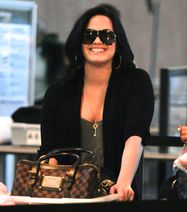 Demi's Leaving L.A.