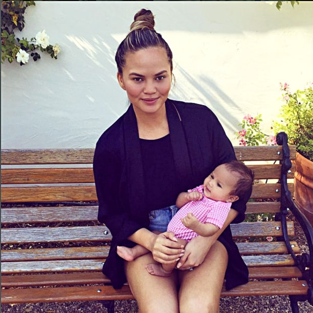 See the Strollers Chrissy Teigen, Adele and Other Celeb Moms Are Pushing