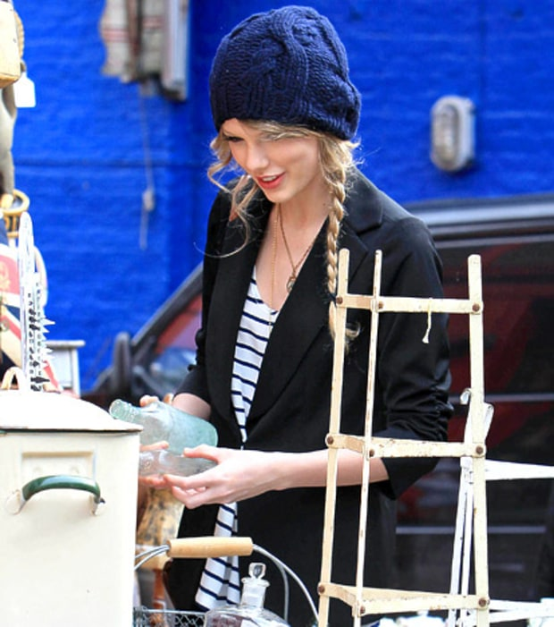 Taylor Goes Antiquing