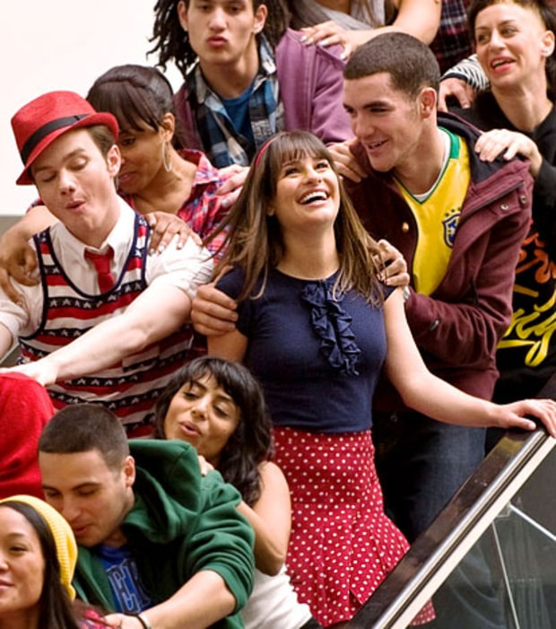 Glee's Mall Rats