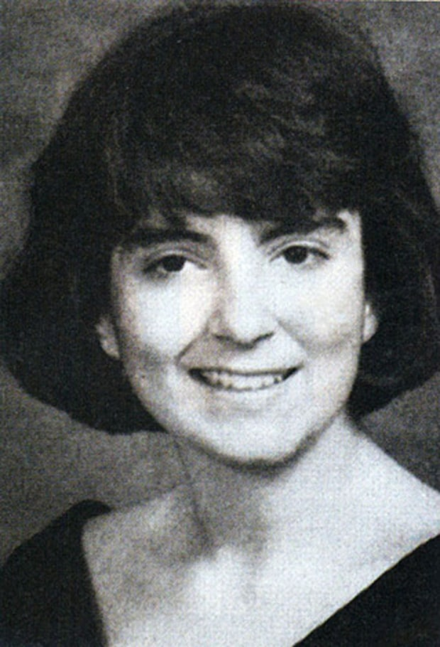 Tina Fey yearbook picture