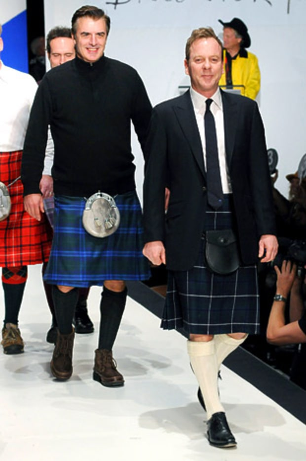 Jack Bauer, Mr. Big in Kilts!
