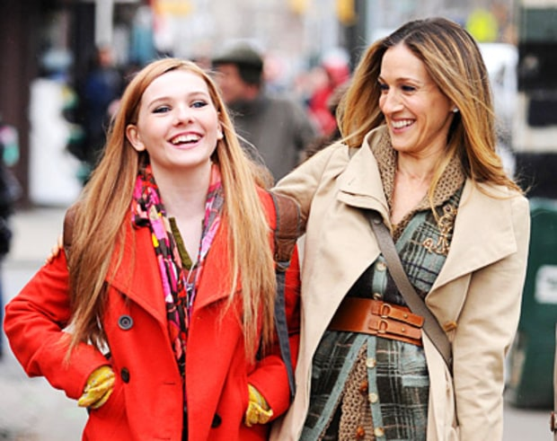 Little Miss Sunshine Meets Carrie Bradshaw