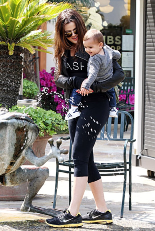 Mason's Date With Aunt Khloe