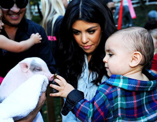 The Littlest Kardashian