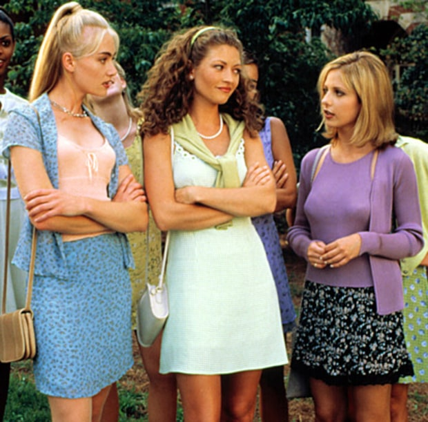 Portia De Rossi Pregnancy: Portia De Rossi, Rebecca Gayheart And Sarah Michelle