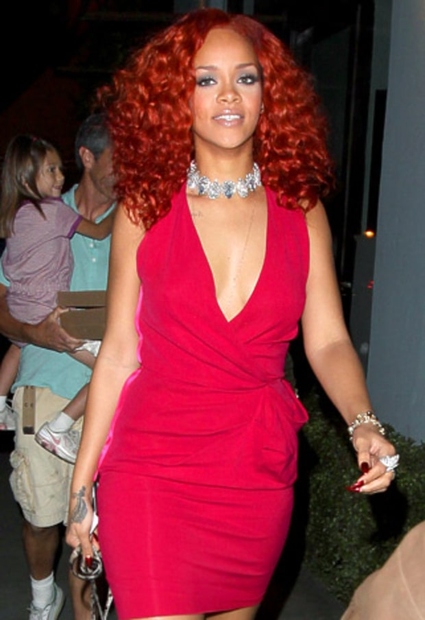 RiRi's on Fire!