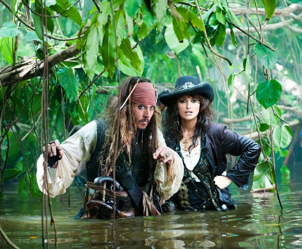 Pirates of the Caribbean: On Stranger Tides (May 20)