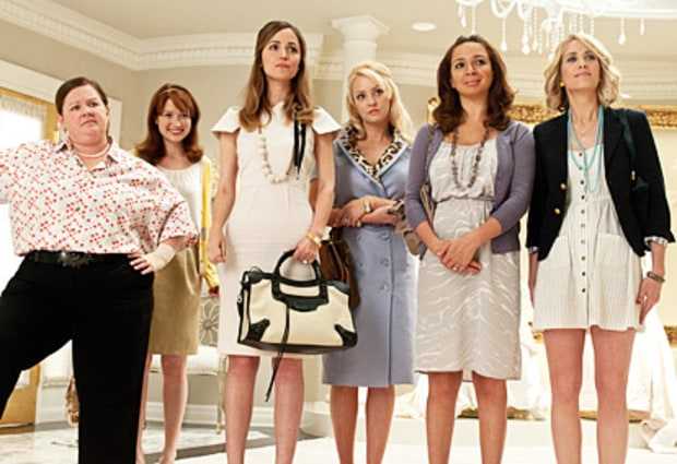 Bridesmaids (May 13)