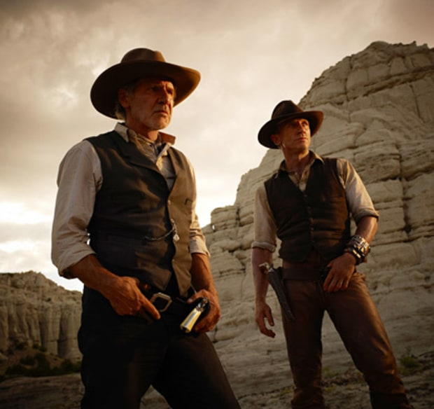 Cowboys and Aliens (July 29)