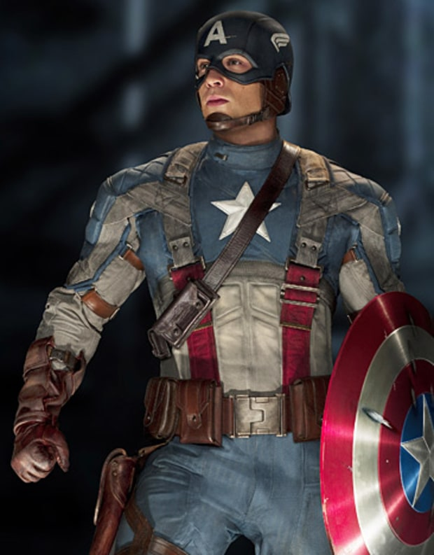 Captain America: The First Avenger (July 22)
