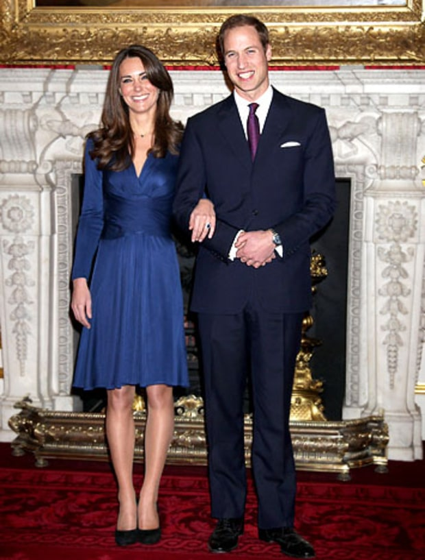 Kate and William's