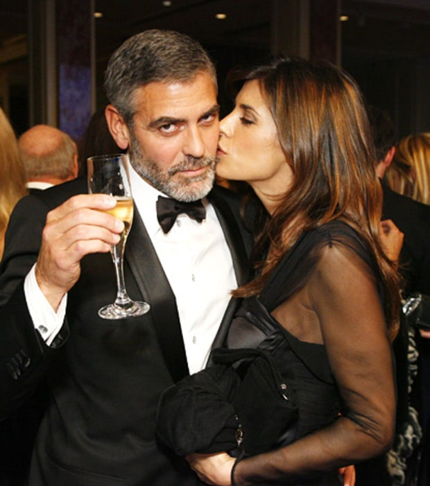 Cheers to Clooney!