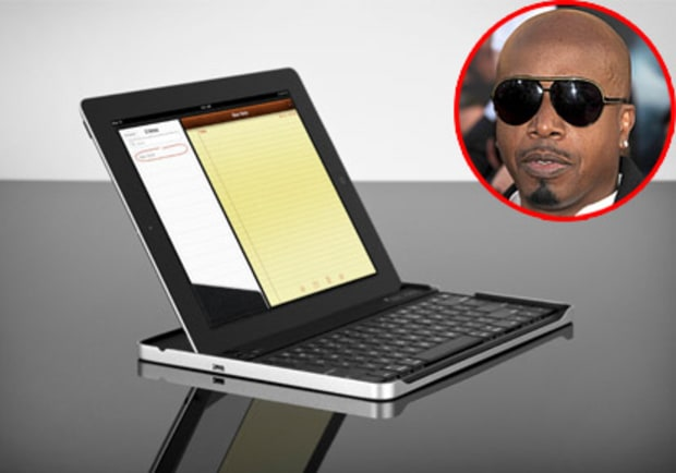 ZAGGmate Keyboard Case for iPad 2