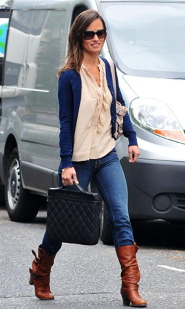 May 20 | Pippa's Royal Street Style!
