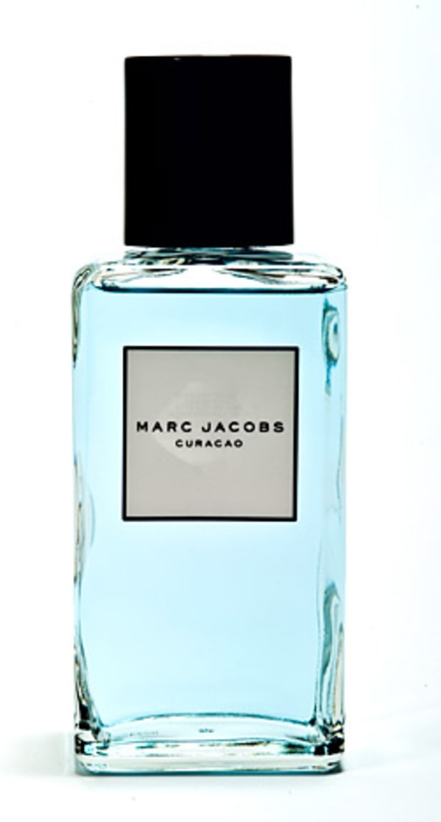 Fresh & Beachy: Marc Jacobs Splash in Curacao