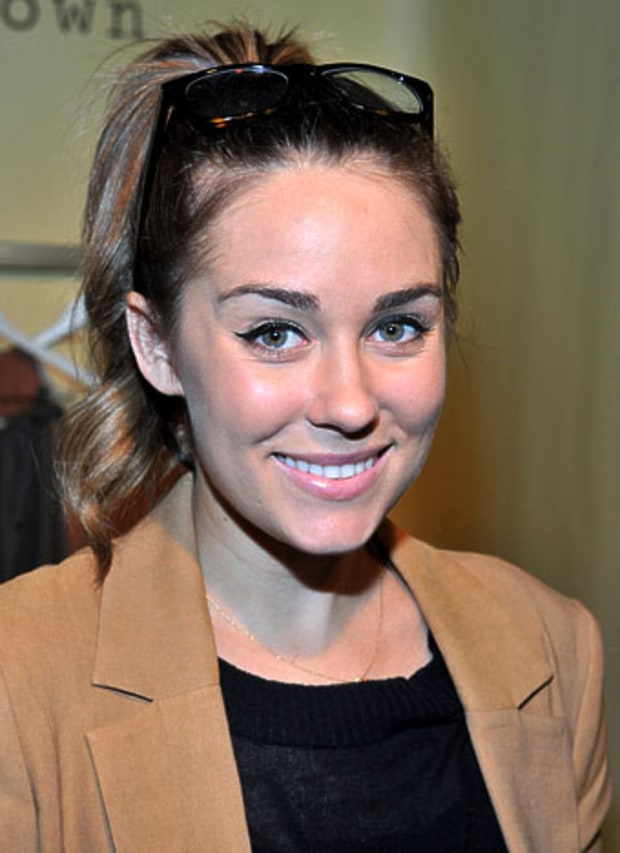 Lauren Conrad: Paper Crown