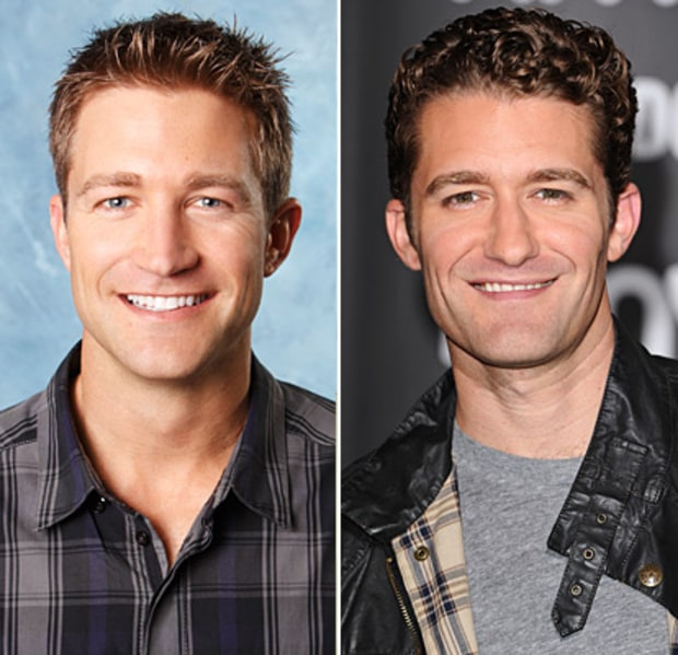 Ryan P. and Matthew Morrison