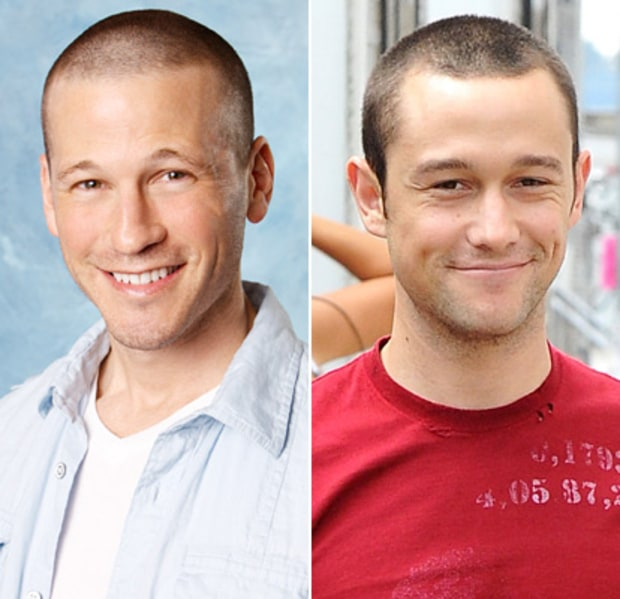 J.P. and Joseph Gordon-Levitt